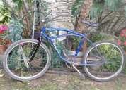 Vendo bicicleta playera de hombre rodado 26