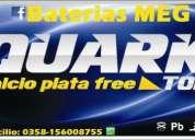 Excelente baterias quark top