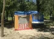Vendo excelente trailer carpa marca super camping