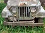 Excelente jeep ika corto carrosado de chapa