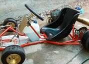 Vendo karting motor zanella 125 2t