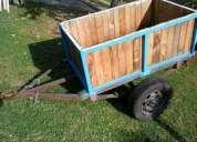 Vendo excelente batan tipo trailer