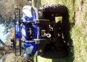 Excelente cuatriciclo zanella gforce 250 cc
