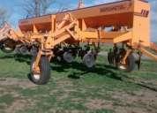 Oportunidad! fertilizadora agrometal de 14 surcos
