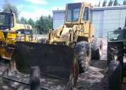 912 cargadora frontal caterpillar 930t año 1994,oportunidad!