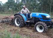 Excelente tractores new holland tdf