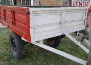 Vendo trailer de carga