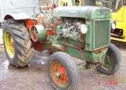 Excelente tractor oliver