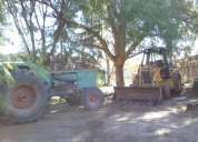 Venta de excelente tractor deutz 130
