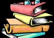 Clases particulares:primarios,secundarios,terciarios y universitarios