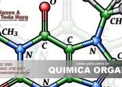 Clases particulares quimica organica e  inorganica