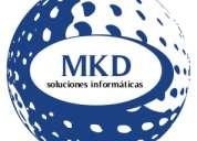 servicio tecnico - mkd soluciones