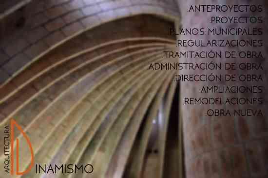 Arquitecta - Dinamismo Arquitectura
