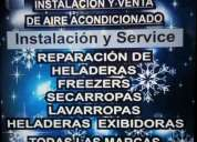 reparacion de heladeras.lavarropas.aire acondicionado.be-tel