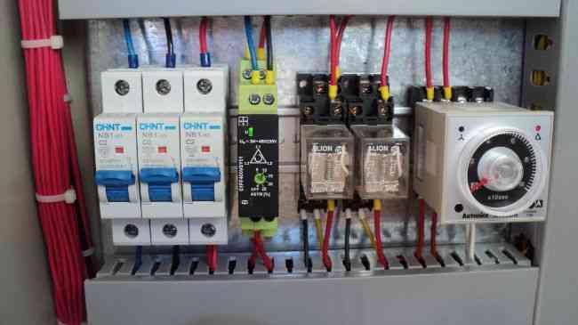 ELECTRICISTA EN SAN JUSTO