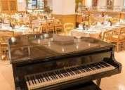 Clases de piano y teclados. salida laboral repertorios.