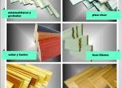 Molduras para decoracion y construccion