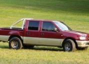 Camioneta isuzu 2004 full