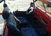 Vendo jeep ika modelo 69 especial como nuevo