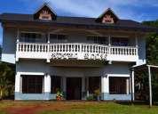 Se vende hotel con casa