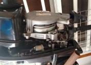 Excelente mini traker 420,con powertec 5 hp