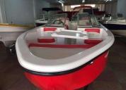 Lancha embarcacion tracker
