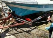 Vendo excelente bote de pesca