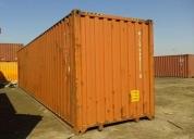 Oportunidad! containers marítimos contenedores trailers neuquén
