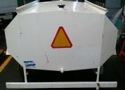 Excelente cisterna de 1500 lts de un eje