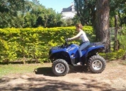 Excelente yamaha grizzly rural, 550 cc. año 2011