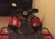 Cuatri canam 400cc modelo 2011