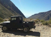 Vendo excelente jeep ika pick up
