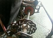 Excelente karting chasis vara , motor 200 cc 4t