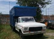Vendo camión ford 350 modelo80 papeles al día