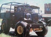 Aprovecha ya! camion chevrolet canadiense 4x4 año1942