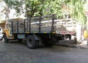 Vendo camion dodge 800 diesel chasis largo papeles la día
