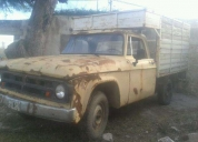 Vendo excelente camioneta