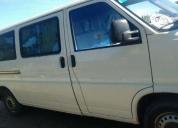Excelente volkswagen minibus transporter impecable
