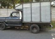 Vendo o permuto camión f100 con gnc motor 221