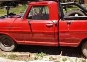 Vendo por negocio camioneta ford 100,oportunidad!