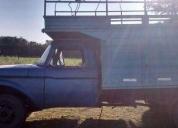 Vendo ford 350 modelo 67 diesel,contactarse.