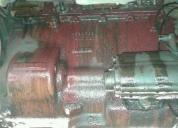 Excelente caja de cambio camion fiat 619