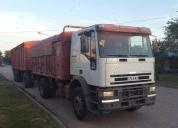 Vendo camion iveco eurocargo 160 e23