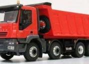 Iveco trakker 380 6x4 entrega inmediata