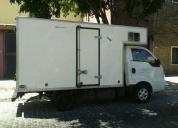 Venta de camioneta mudancera