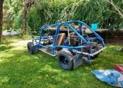 Vendo arenero gordini 850cc como nuevo
