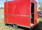 Excelente trailers para venta de comida rapida