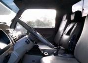Vendo furgon termico y equipo de frio en buen estado