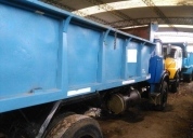 Aprovecha ya! camion volcador mercedes 1114 impecable