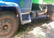 Vendo excelente camión mb 1215 modelo 89